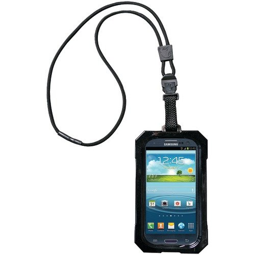 Dri Cat Samsung Galaxy S Iii And S 4 Dri Cat 3-in-1 Retention Kit With Lanyard (black)