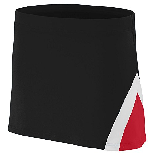 Augusta Sportswear Girls' CHEERFLEX SKIRT