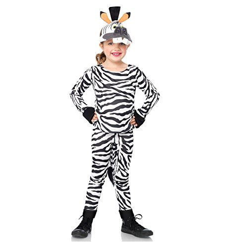 Marty The Zebra Kids Costumes (Marty the Zebra Costume - Small)
