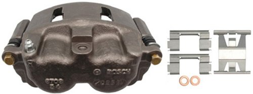 Raybestos FRC11523 Professional Grade Remanufactured, Semi-Loaded Disc Brake Caliper - Front Reman Brake Calipers