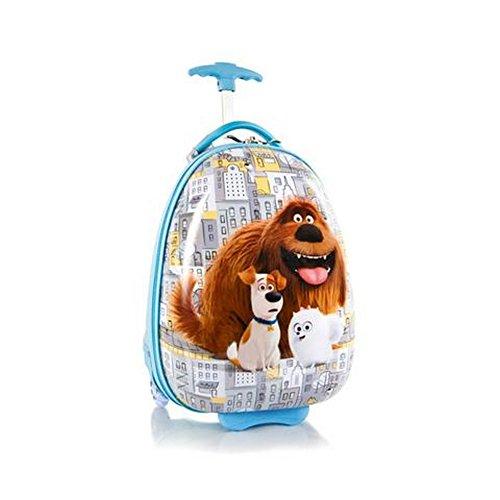 Heys Wheeled Luggage - Heys America Universal Studios Secret Life of Pets Luggage, Multi