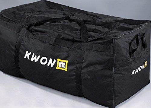 KWON Jumbo Tasche, schwarz, Maße ca. 120 x 60 x 60cm