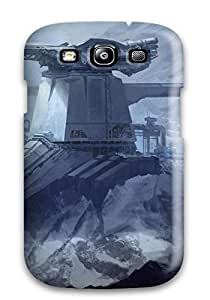For Galaxy S3 Premium Case Cover Odst Fantasy Protective Case