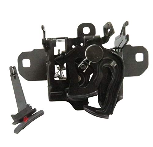 Hood Latch Lock for VW Jetta MK4 1999-2006 Golf GTI 1999-2005 (All MK IV) - With Release Pull Latch Handle Tab ()