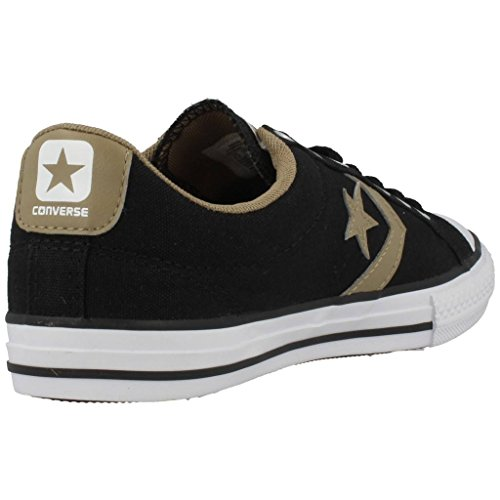 Calzado deportivo para mujer, color Negro , marca CONVERSE, modelo Calzado Deportivo Para Mujer CONVERSE STAR PLAYER Negro Negro
