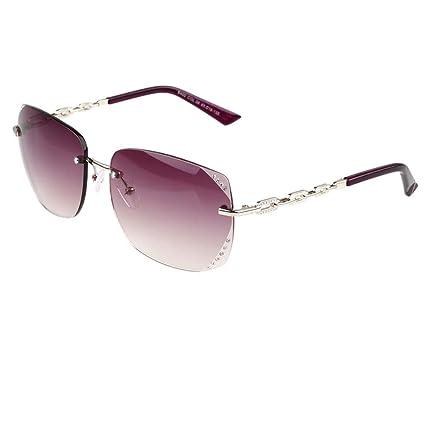 Amazon.com: WMM- Gafas de sol para mujer de moda, gafas de ...