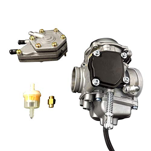 Topker Carburetor Replacement for Polaris Sportsman 500 Fuel Pump 4WD ATV Quad 1996-1998 Motorcycle Accessories by Topker (Image #4)