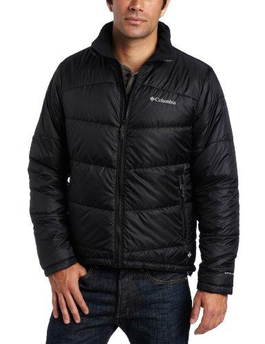 Columbia Men's Shimmer Me Timbers II Jacket, Black, Medium