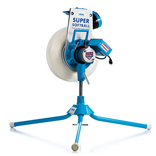 Jugs Super Softball Pitching Machine