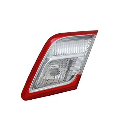 TYC 17-5274-91 Compatible with TOYOTA Camry Replacement Driver Side Reflex Reflector: Automotive [5Bkhe1503044]