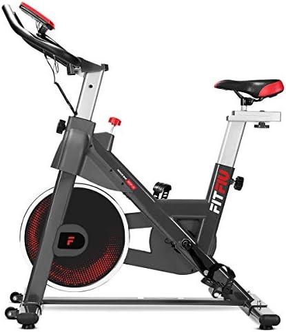 FITFIU BESP-70 - Bicicleta Estática Spinning con disco inercia ...