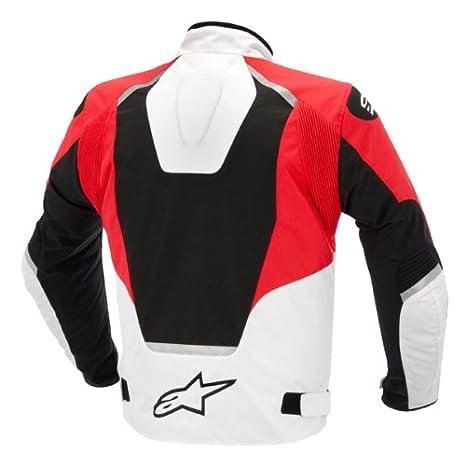 Amazon.com: Alpinestars T-Jaws Air Mens Street Motorcycle Jackets - Black/White / Large: Automotive