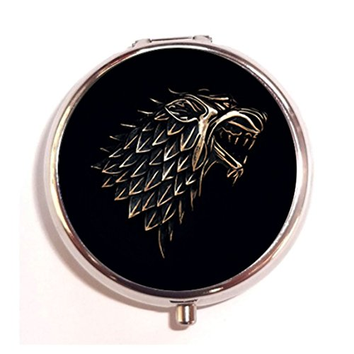 game-of-thrones-custom-durable-stainless-steel-round-pill-box-silver-medicine-vitamin-organizer-pill