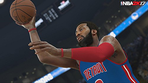 NBA 2K17 PS4 Game