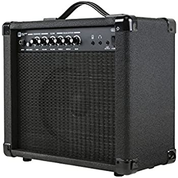 kona guitars ka20 20 watt guitar amplifier with 8 inch speaker and overdrive. Black Bedroom Furniture Sets. Home Design Ideas