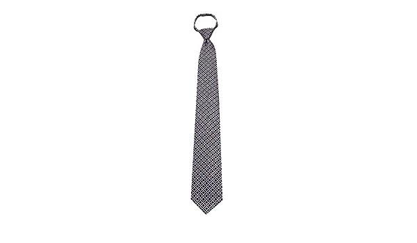 BUYYOURTIES XL-ZIP-12653 - Corbata de diseño con cremallera para ...