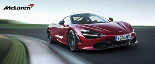 - NG McLaren 720S Poster 58x24 Art GT LeMans Race Supercar Hypercar Car Auto Exotic