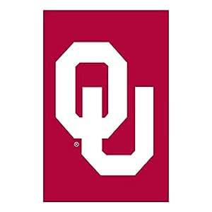 "NCAA University of Oklahoma Sooners Sports Garden Flag 18"" x 12.5"""