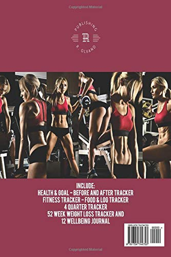 All Year Fitness Planning for Women / Fitness Tracker for ...