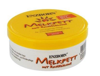 Enzborn Melkfett mit Ringelblume und LSF 8, 150 ml, 1er Pack (1 x 150 ml)