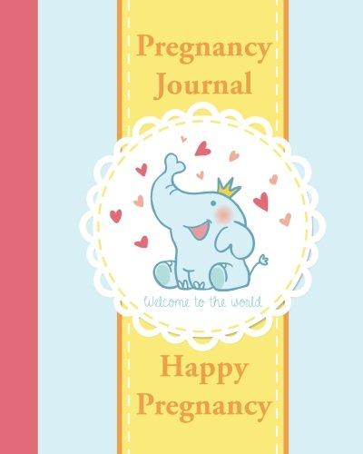 appy Pregnancy Organizer - Record your Wonderful Moment Week by Week (Blue Pastel) (Volume 2) ()