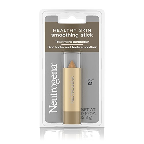 Neutrogena Healthy Skin Smoothing Stick, Light 02, .1 Oz