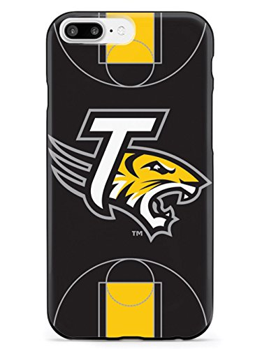 (Inspired Cases Towson University Tigers - Basketball Court Case - Apple iPhone 8 Plus)
