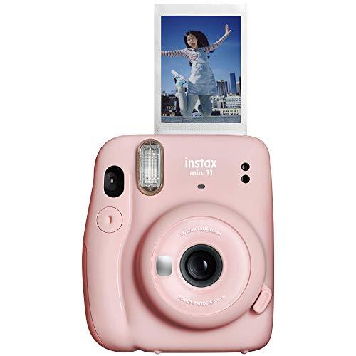 Fujifilm Instax Mini 11 Instant Camera – Blush Pink