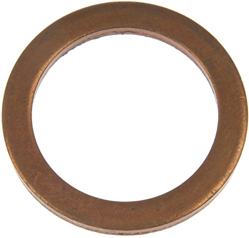 Dorman 65278 Copper Oil Drain Plug Gasket, Pack of 2