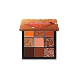 HUDA BEAUTY Obsessions Eyeshadow Palette, Topaz