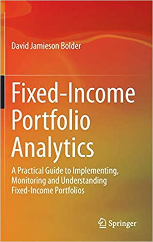 Fixed-Income Portfolio Analytics: A Practical Guide to