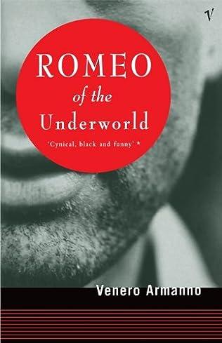 book cover of Romeo of the Underworld