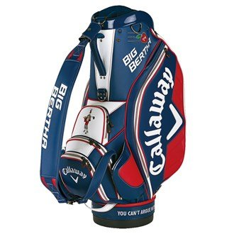 UPC 884885455151, Callaway 2014 Big Bertha Tour Authentic Staff Bag Blue-White-Red
