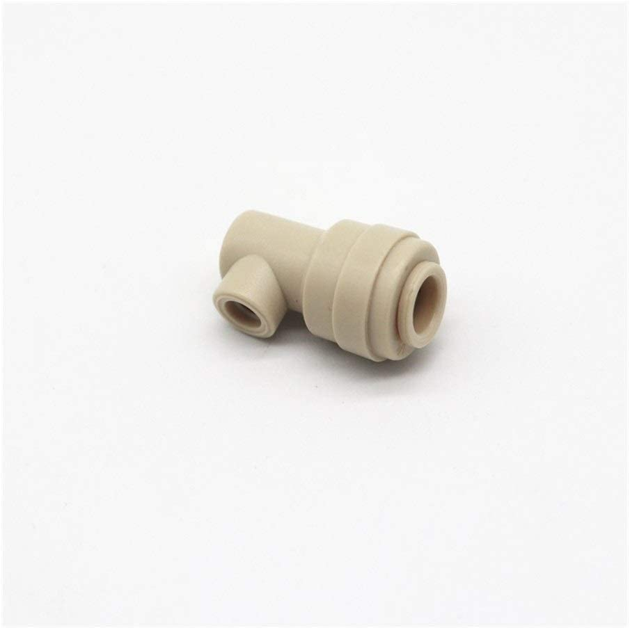 JYSLI Drips Rice white color misting kits including mist nozzles nozzle fittings clamps for gazebo misting cooling system resist (Color : 18m) 15m