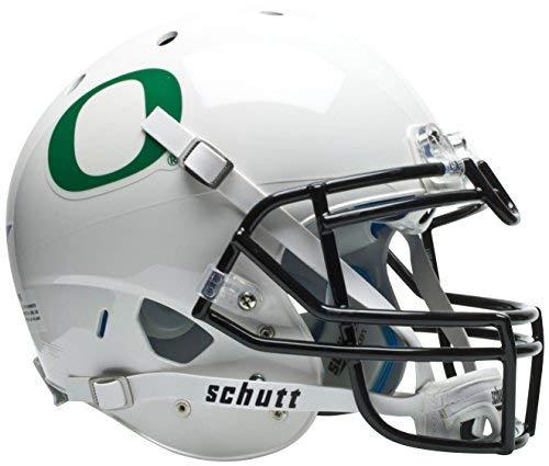 NCAA Oregon Ducks Authentic XP Football Helmet White [並行輸入品]   B07K1RVT11