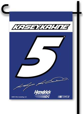 Kasey Kahne NASCAR 2-Sided Garden Flag 13