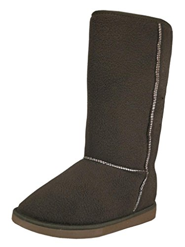 Womens Boots 11 Australian Classic Faux Fur 4 Colors Available Brown M55tISKp
