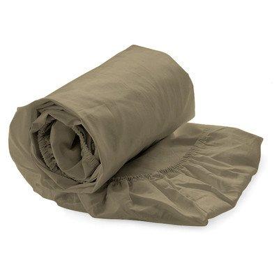 Hnl Spannbettlaken Perkal 100% Baumwolle Steghöhe 30 cm in 12 Farben 180x200 cm