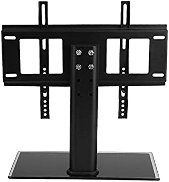 JICHUI TV LCD Soporte de Suelo Universal de Soportes para televisores Cesta sostenedor de la exhibición Soporte Base Estable para la mayoría de 26-32 Pulgadas HDTV(Negro): Amazon.es: Electrónica