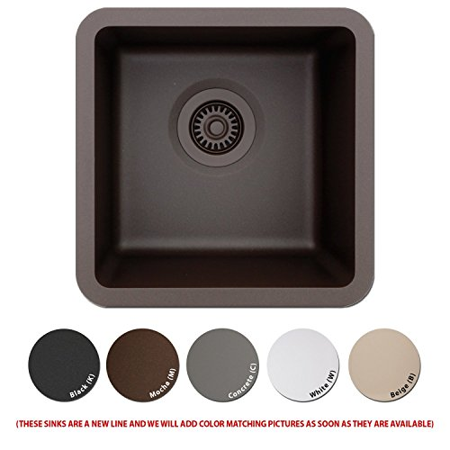 Granite Composite Bar Sink - 3