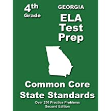 Georgia 4th Grade ELA Test Prep: Common Core Learning Standards