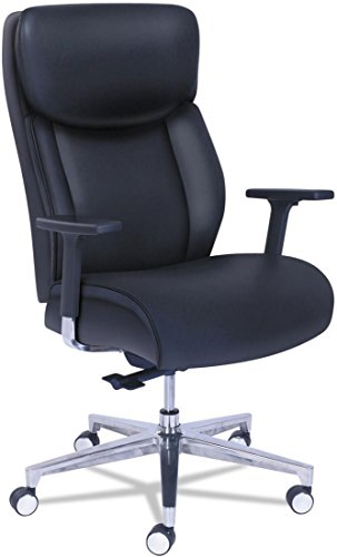 La-Z-Boy Commercial 2000 Series Ergonomic Task Chair W/Dynamic Lumbar Support, Black - 2000 Series Chair