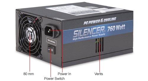 FPS0600-A2S00 3 Year Warranty Semi-Modular 80 Plus Bronze PC Power /& Cooling Power Master Series 600 Watt Active PFC Industrial Grade ATX PC Power Supply