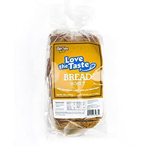 ThinSlim Foods 50 Calorie, 1g Net Carb, Love-The-Taste Low Carb Bread Honey