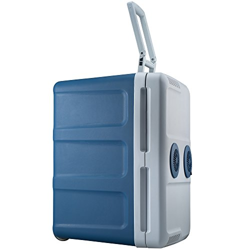 Plug In Cooler : Knox quart electric cooler warmer with built in car and