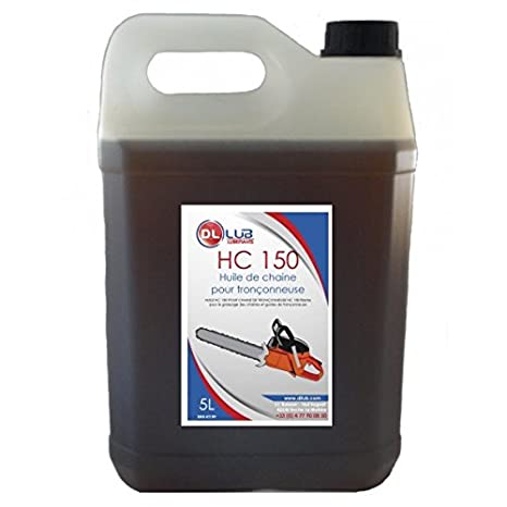DLLUB-Aceite para cadena DE motosierra HC 150-10 litros: Amazon.es: Amazon.es