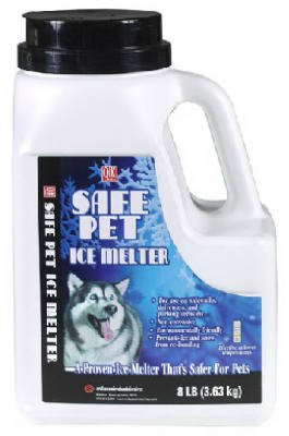Melter Ice Milazzo (Safe Pet Ice Melter Jug 8 Lbs.)