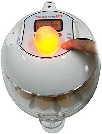 Couveuse automatique RCOM 10 PRO