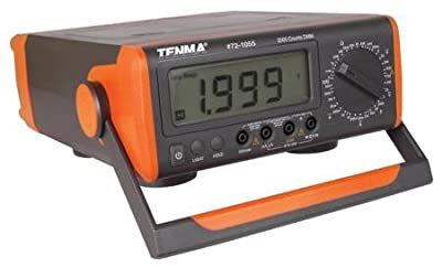 Tenma 72-1055 Benchtop Digital Multimeter with Capacitance, Frequency & Temp