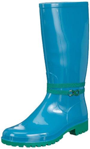 Spirale New Fashion - Botas Mujer - Blau (azzurro 83)